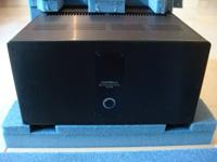 Krell EVO 402e Power Amplifier  Specifications: