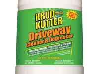 Krud Kutter Driveway Cleaner and Degreaser is a