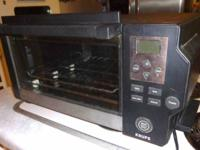 Krups Convection Oven, originally cost $149, excellent