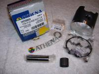 For sale is a complete top end rebuild kit, consisting