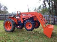 1982, L245DT, 25 hp,4x4,1630hrs,new bucket,new front