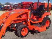I have a BX2350 23 hp diesel sub compact tractor,