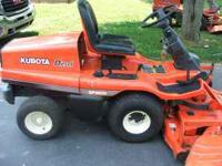 SELLING GF 1800 KUBOTA FRONT MOUNT MOWER WITH 60""