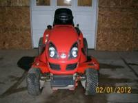 for sale kubota gr2000 lawn tractor. this tractor has