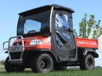 ON SALE KUBOTA RTV 900 SOFT DOORS & REAR WINDOW KIT