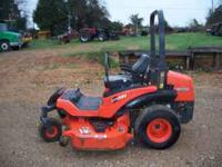 Kubota ZD331 mower good condition $8900 call