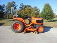 I bought this tractor new in summer 2002. It has 330