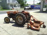 I have  two KUBOTAS  one L-175 with  Kubota RCR60