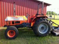 This is a Kubota L3750 Tractor 5cyl 45hp , Shuttle