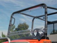 ON SALE - Kubota RTV 1140 Lexan UTV Windshield Kubota