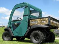 ON SALE - KUBOTA RTV 500 Doors & Rear Window Kit Kubota