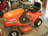 14 HP Kubota quality, air cooled, gasoline engine with