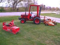 I have a Kubota tractor for sale, Model # B1750. This