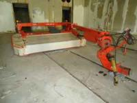 2009 Kuhn TG313 Hay disc mower, this is a great mower,