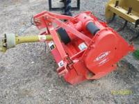 KUHN EL42 TILLER 3 POINT HITCH TILLER 30 INCHES WIDE
