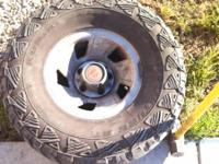 set of 4 kumho road venture m/t mudders, size