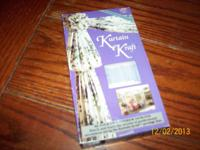 Kurtain Kraft set---comes with 2 boxes of accessories