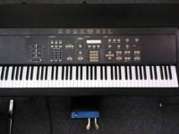 The Original Sampling Keyboard, initially produced in