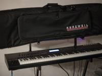 Up for sale is a Kurzweil PC3x 88-key Hammer weighted