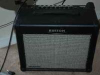 Kustom Guitar or Keyboard 30w amp. Great condition.