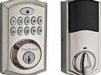 Touchpad electronic deadbolt, Consumer's Digest Best