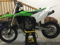 For sale, 2014 Kx 85, super maintained, oil changed