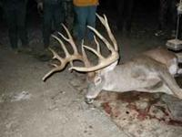 Booking 2011 hunts This hunt will go fast as I am only