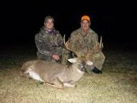Kentucky Trophy Buddy Hunts - 4 Day Bow & 3 Day Gun