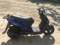 Selling my Kymco 125 scooter. 2013 model with 1,172