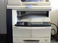 Kyocera KM 2050 Mulitfuntion for office, costs over