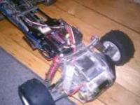 I have an older Kyosho America electric rc car that I