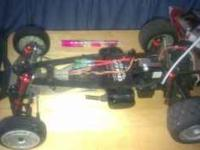 I have a older Kyosho rc car for sale. the car is in