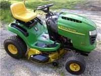 i have a 2005 L 111 john deere it is an great condition