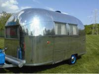 u 1963 AIRSTREAM 16 ft BAMBI,THAT IS IN GREAT SHAPE