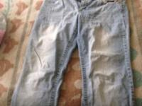 L.e.i.jeans,boot cut,sz.13 junior.excellent used