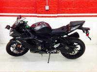 Up for sale is this NEW 2015 KAWASAKI ZX-6R NINJA 636