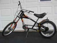 FOR SALE: L@@K!!! OC CHOPPER SCHWINN STINGRAY BICYCLE