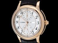 Retail Price: US$41500 Leroy was founded in 1747 and is