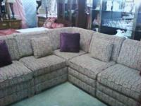 "We have a ""L"" shaped sectional couch in great"