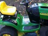 2004 L100 John Deere 5 speed trans good condition