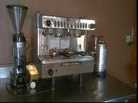I am listing this espresso and its grinder and water