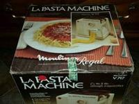Brand new in box and in packaging is a La Pasta