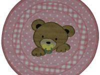 This is a perfect addition to your nursery. The teddy