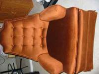 La-Z-Boy Rocker Swivel Chair $25.00 call  Location: