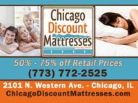 mattress sale 50 % off. same day shipment. simmons,
