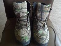 Like New pair of Lacrosse Hyper Dri Waterproof Hunting