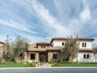 This newly constructed Sherwood Country Club Tuscan