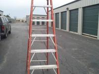 Keller Commercial 8 foot Ladder Type 1A #978 Duty