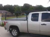 I have a ladder/lumber rack off my 07 gmc extended cab