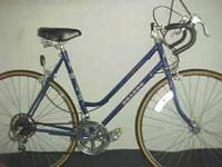 Nicely fabricated lugged steel frame made in Japan by